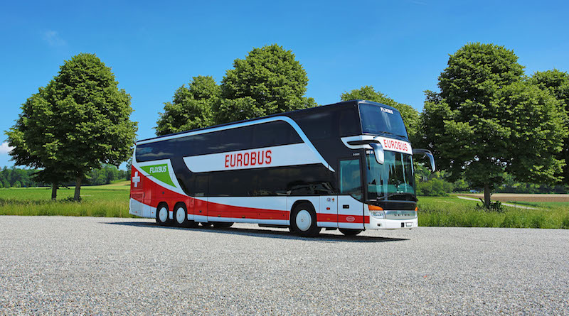 Eurobus und FlixBus