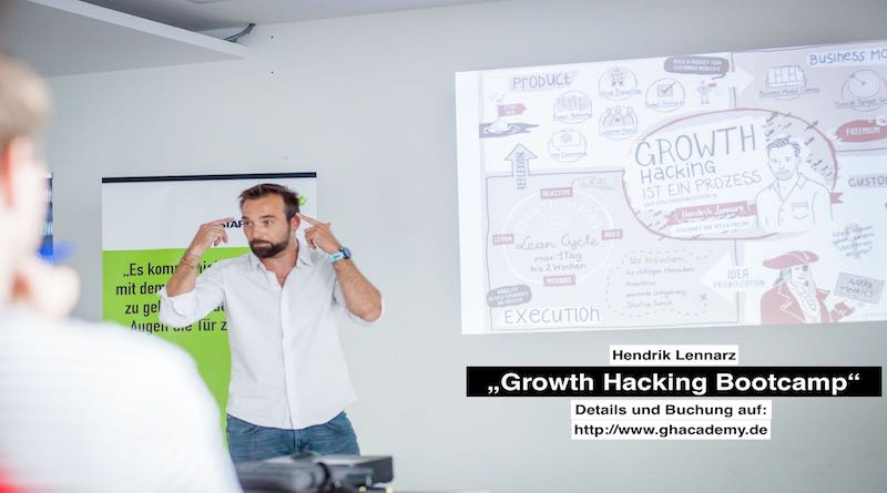 Growth Hacking Bootcamp - München