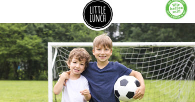 Little Lunch Charity-Aktion zugunsten SOS-Kinderdorf Deutschland