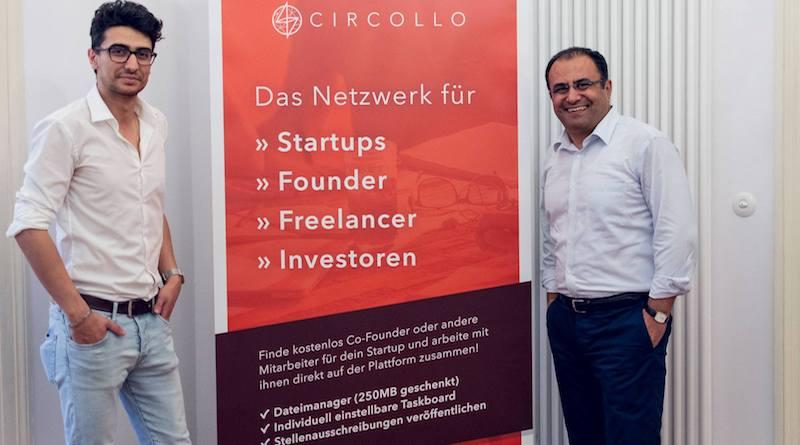 Circollo soziale Netzwerk der Gründerszene