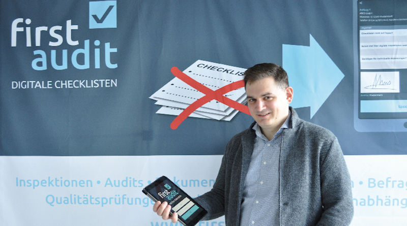 firstaudit digitale checklisten app