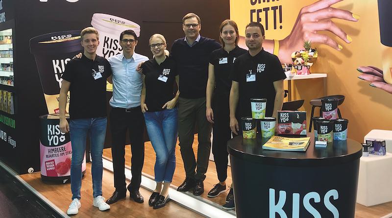 KISSYO Bio Joghurt Eis