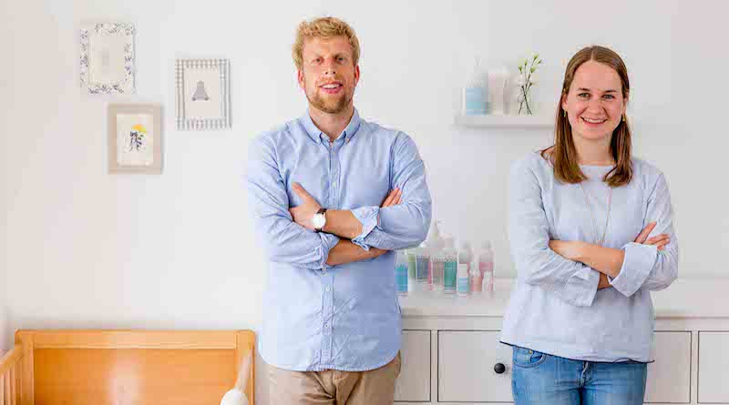 Michaela Hagemann Gründerin das boep GmbH auf der herCAREER
