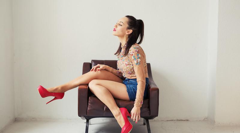 Musik Songs Jenny Marsala, Sängerin und YouTube Star aus Stuttgart mit italienischen Wurzeln