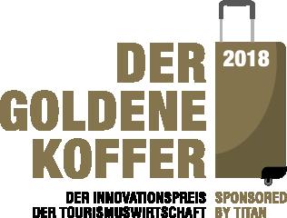 Goldene Koffer