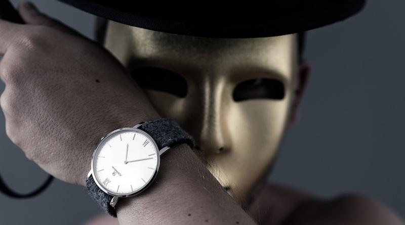 Jedermann Uhren Leder