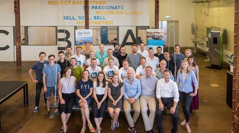 The HHL Accelerator: Die siebte Klasse zieht ins SpinLab