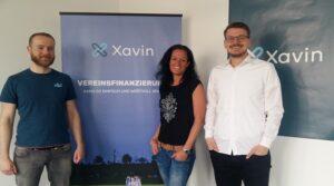 Auf Xavin können Vereine große Projekte finanzieren