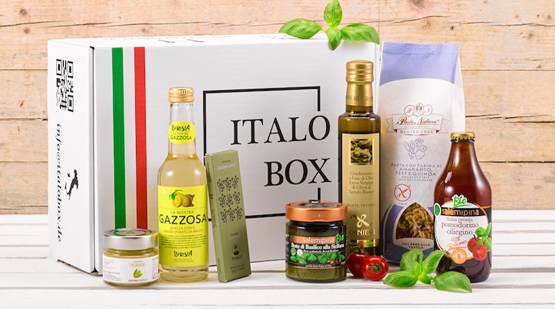 ITALOBOX: Die Feinkost Überraschungsbox aus Italien für jeden Feinschmecker