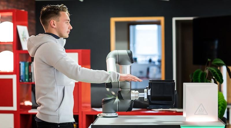 Wandelbots Roboter Robotic Künstliche Intelligenz
