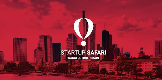 Startup SAFARI FrankfurtRheinMain 2018