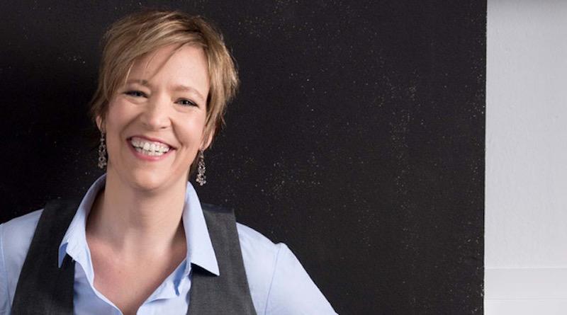 Kathrin Krönig T-Shaped Learning Solutions auf der herCAREER