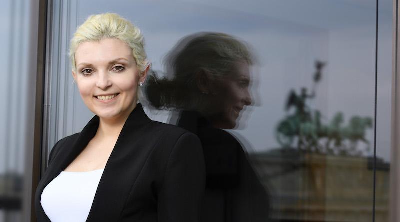 Natalya Nepomnyashcha Netzwerk Chancen auf der herCAREER