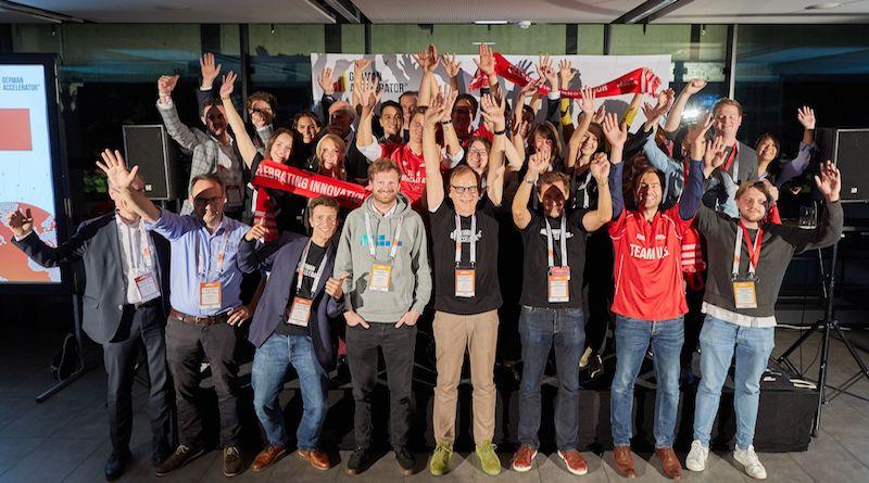 deutschen Startups expandieren mit dem German Accelerator in die USA