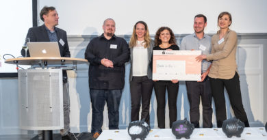 Back in the Game App gewinnt beim Demo Day 2018