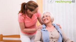 freiberufliche Pflegekraft