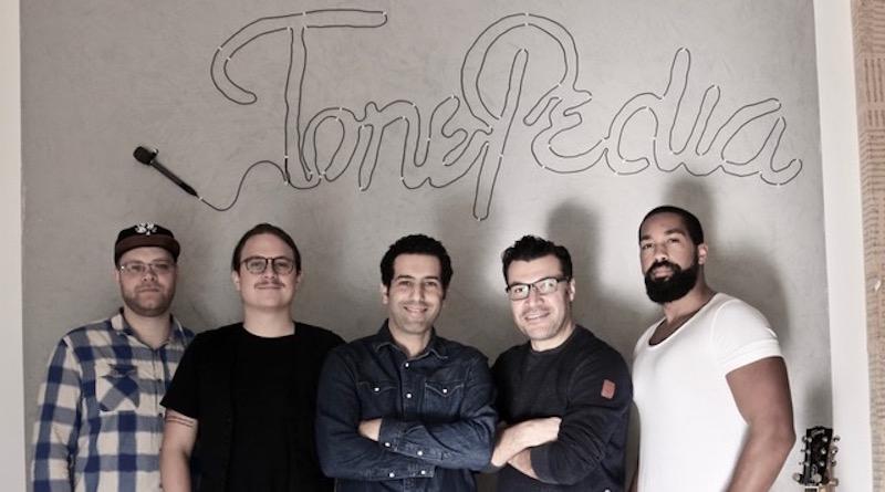 TonePedia Gitarre