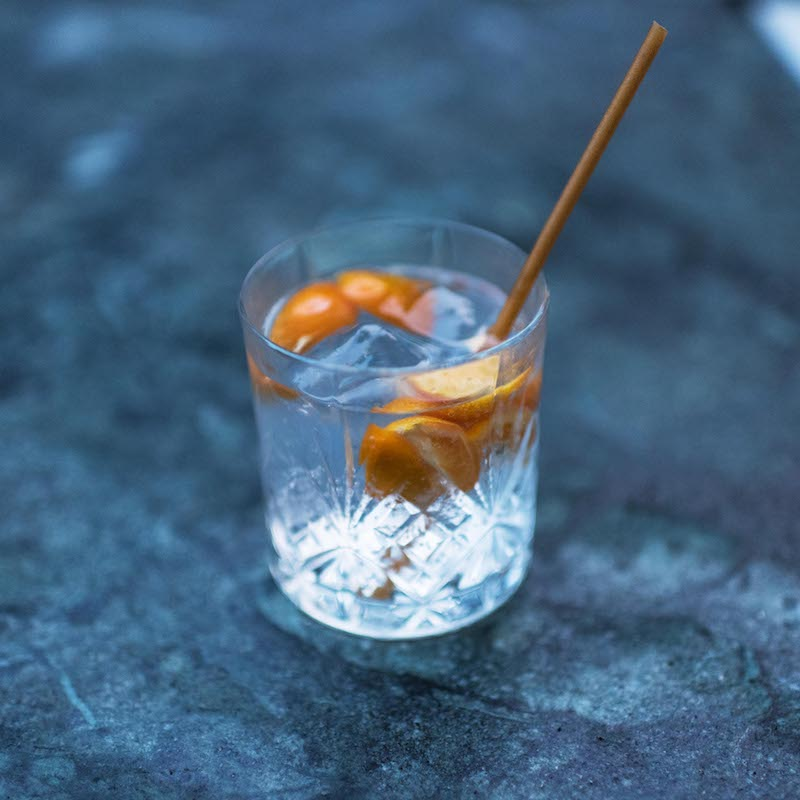 wisefood: SUPERHALM - Dein essbarer Strohhalm/Trinkhalm für mehr Trinkgenuss und weniger Plastikmüll