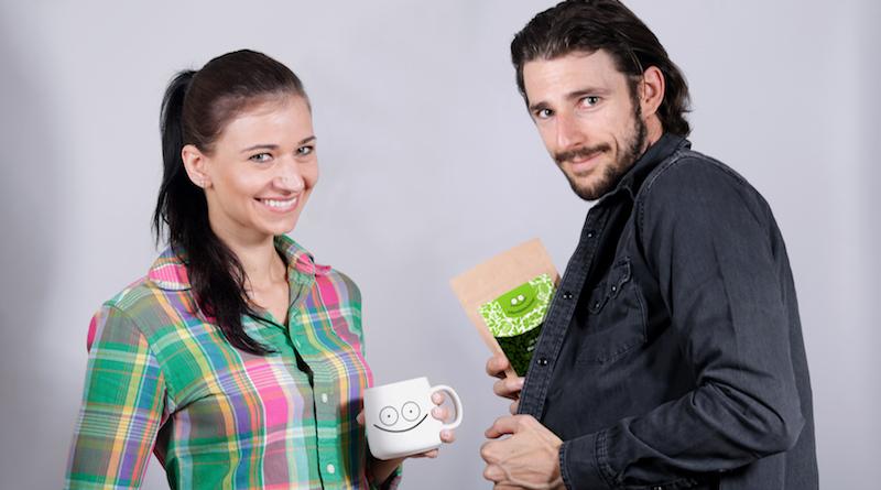 Muntermacher gesunde, koffeinhaltige Getränkepulver biozertifiziert und vegan