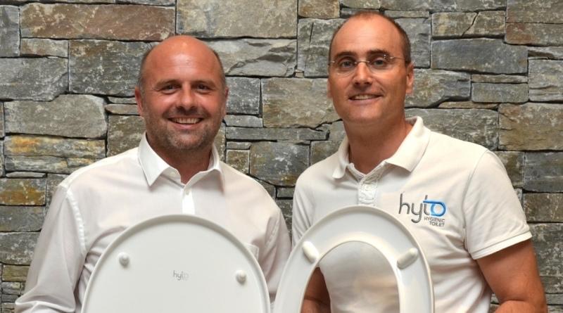 HYTO System ist das erste sterilisierbare WC Sitz System