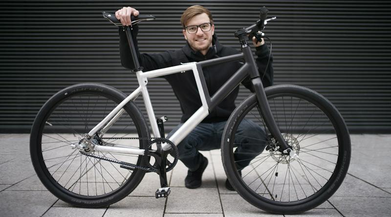 Kruschhausen Cycles Fiiz Faltrad