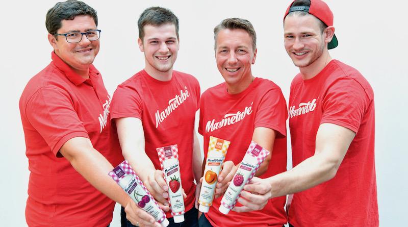 Marmetube – der Premium-Fruchtaufstrich aus der Tube