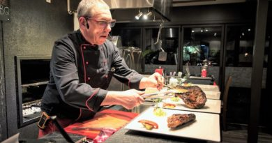 Patrick Liechti Steakhouse Fleisch am Chnoche