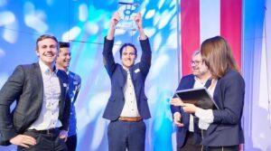 iDWELL StartUp Battle Champion 2018