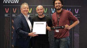 Tracktics gewinnt den Innovators Award 2018 von Arrow Electronics
