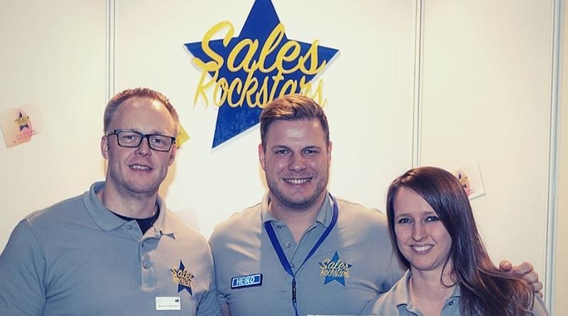 Sales Rockstars Vertrieb von IT- & Digitallösungen