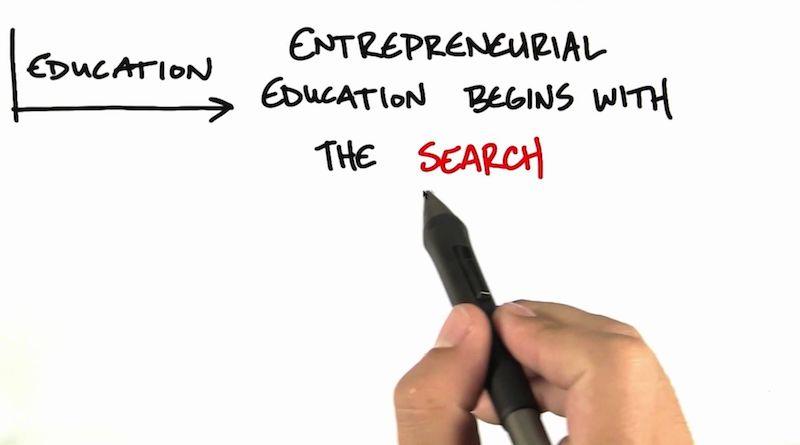 Steve Blank - Strategie: StartUp vs. Unternehmertum