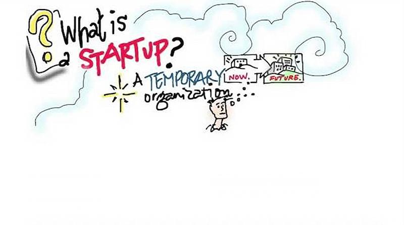 Steve Blank - Was ist ein StartUp?