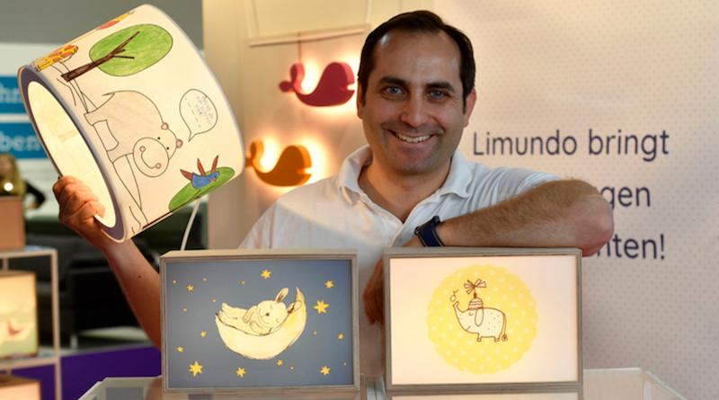 LIMUNDO Leuchten Kinderzimmer Kinder