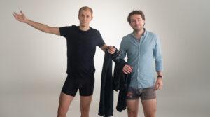 Solendro Männer-Unterwäsche