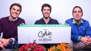Colvin Blumen Blumensträuße Bouquet