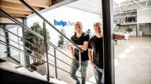 Helpcheck Recht Widrruf Rechtsansprüche Founder Phil Sokowicz (links) und Peer Schulz (rechts)_Fotocredits_Andreas Endermann