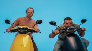 Etergo AppScooter E-Roller