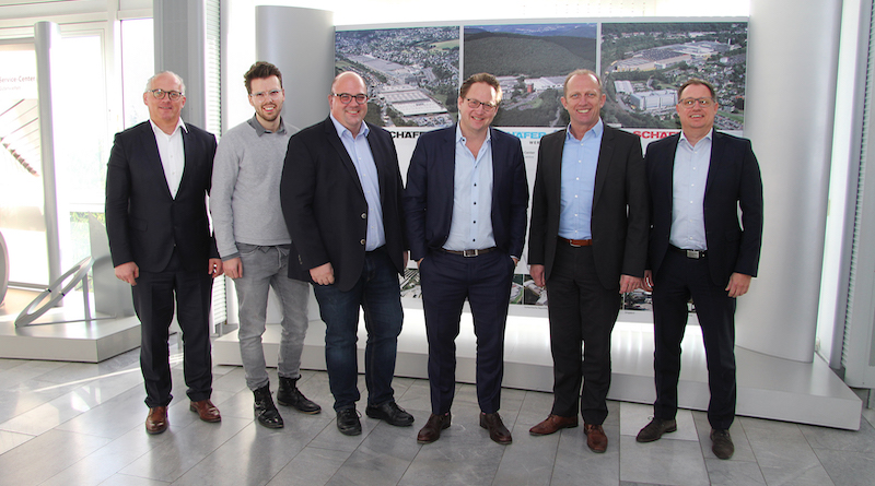 Balinger Startup fabrikado sichert sich Beteiligung von SCHÄFER WERKE