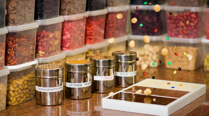 chocri bietet ab sofort die vegane Schokolade Vegolade an