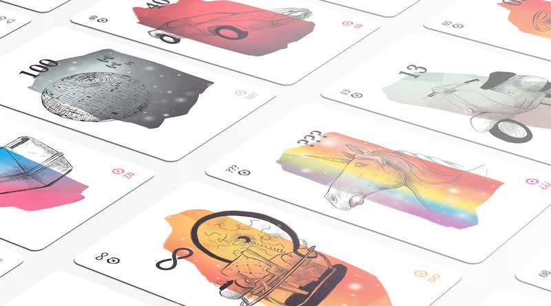 Die HelloAgile Planning Poker Karten