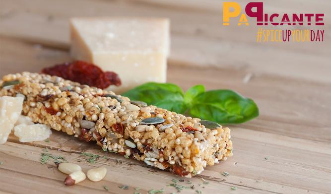 PaPicante neuartige Snack-Produkte auf Hülsenfruchtbasis