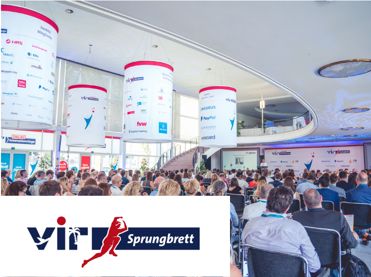 "VIR Innovationswettbewerb ""Sprungbrett"""