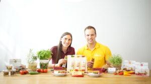 PaPicante Snack-Produkte Hülsenfruchtbasis