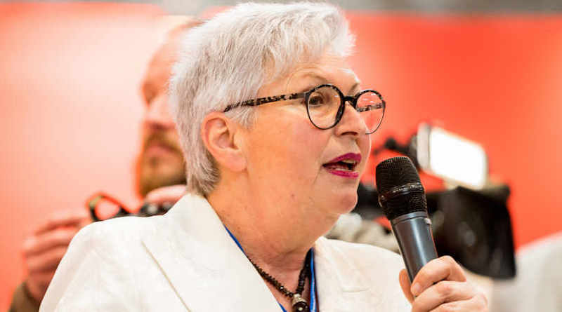 Treffen Sie Eva-Maria Popp auf dem W.I.N Business Kongress