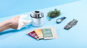 MyCoffeebag: Drip Coffee Bags Kaffeefilter für die Tasse