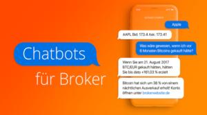 Chatbots: Das neue Handwerkszeug für Trader