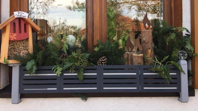 GREEN CREATIONS masu modulare Adaptersystem für urban gardening
