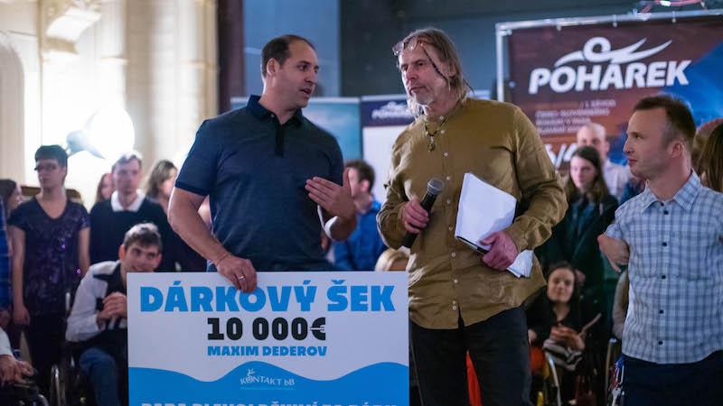 Maxim Bederov: Was paralympischer Sport mit Unternehmertum zu tun hat