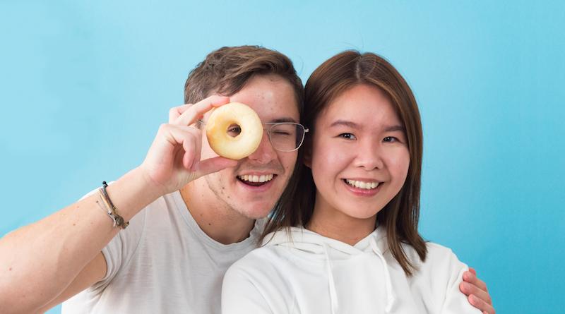 Hilo Donuts: Donuts mit 20% Proteingehalt und nur 123 kcal super fluffig