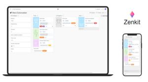 Zenkit veröffentlicht Version 3.0 mit komplettem Redesign